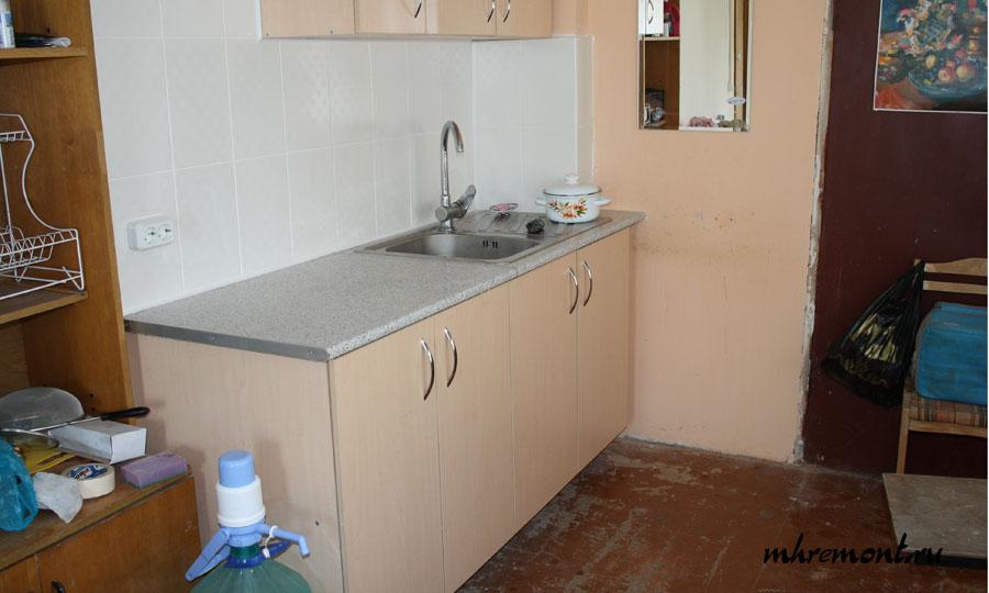Как смонтировать кухню своими руками