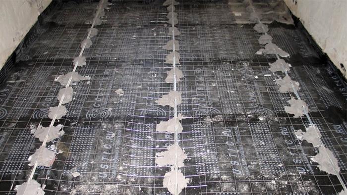 Стяжка потолка своими руками фото 706